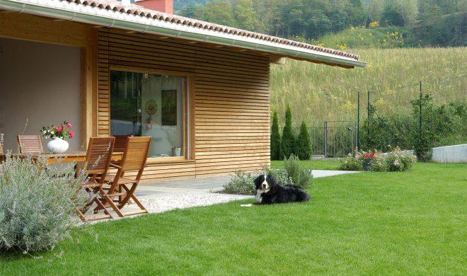 Casa; Lago di Garda; LignoAlp