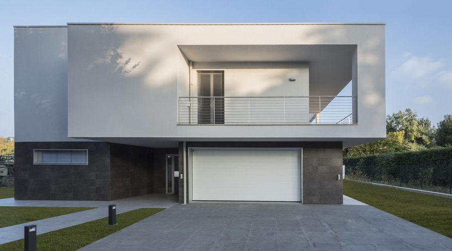 casa; materiali naturali; a pannello