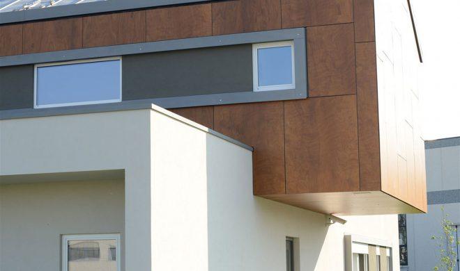 EcoCasa; edificio in legno; a telaio