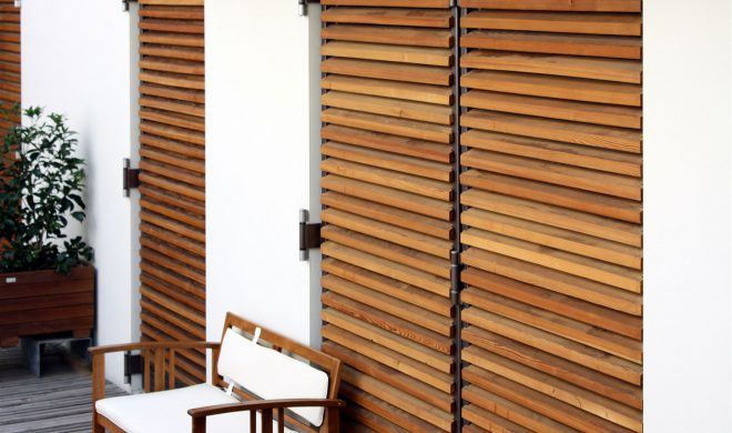 condominio wood; legno; a telaio