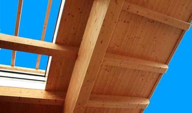 Sede aziendale; legno; a pannello