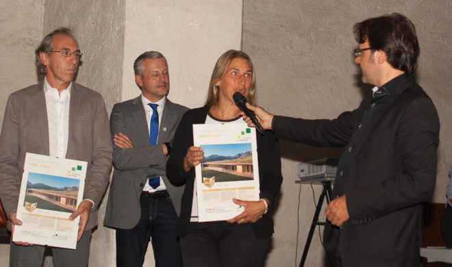 CasaClima Award; legno; premio casa in legno
