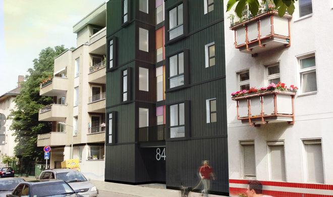 Berlin Mehrgeschossiger Holzbau LignoAlp