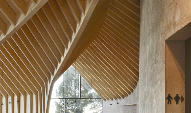 Rifugio; legno; Oberholz