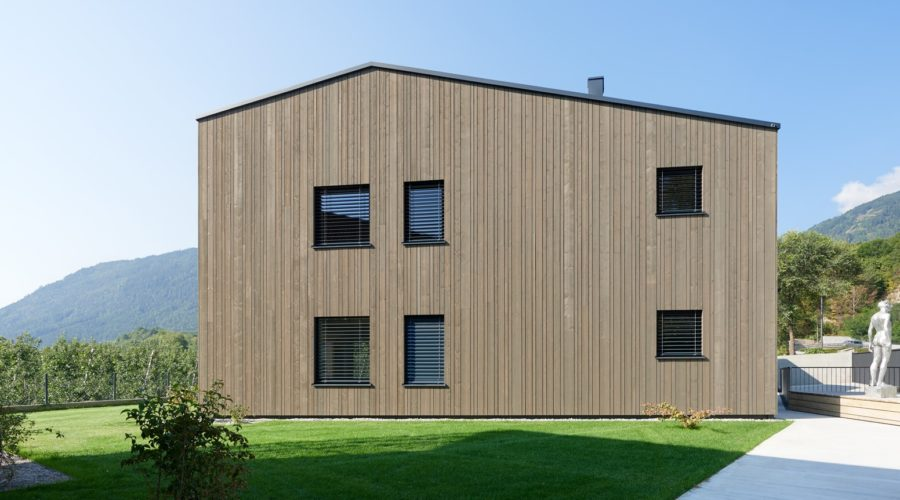 Case in legno; legno a telaio; Ville legno