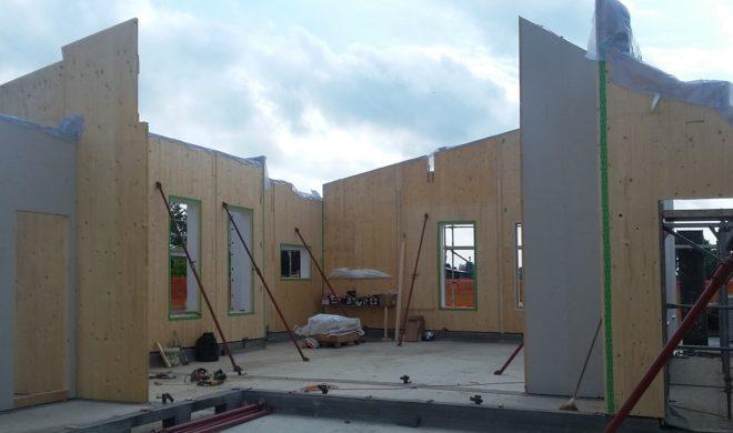 cantiere; cantiere legno; cantiere casa