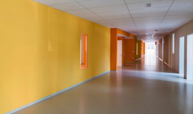 CasaClima School; legno multistrato; X-Lam
