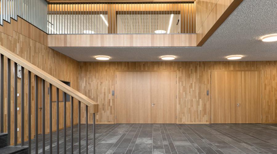 edilizia scolastica; legno; casaclima