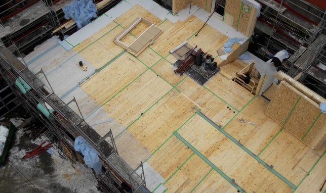 LignoAlp Bologna multipiano in legno
