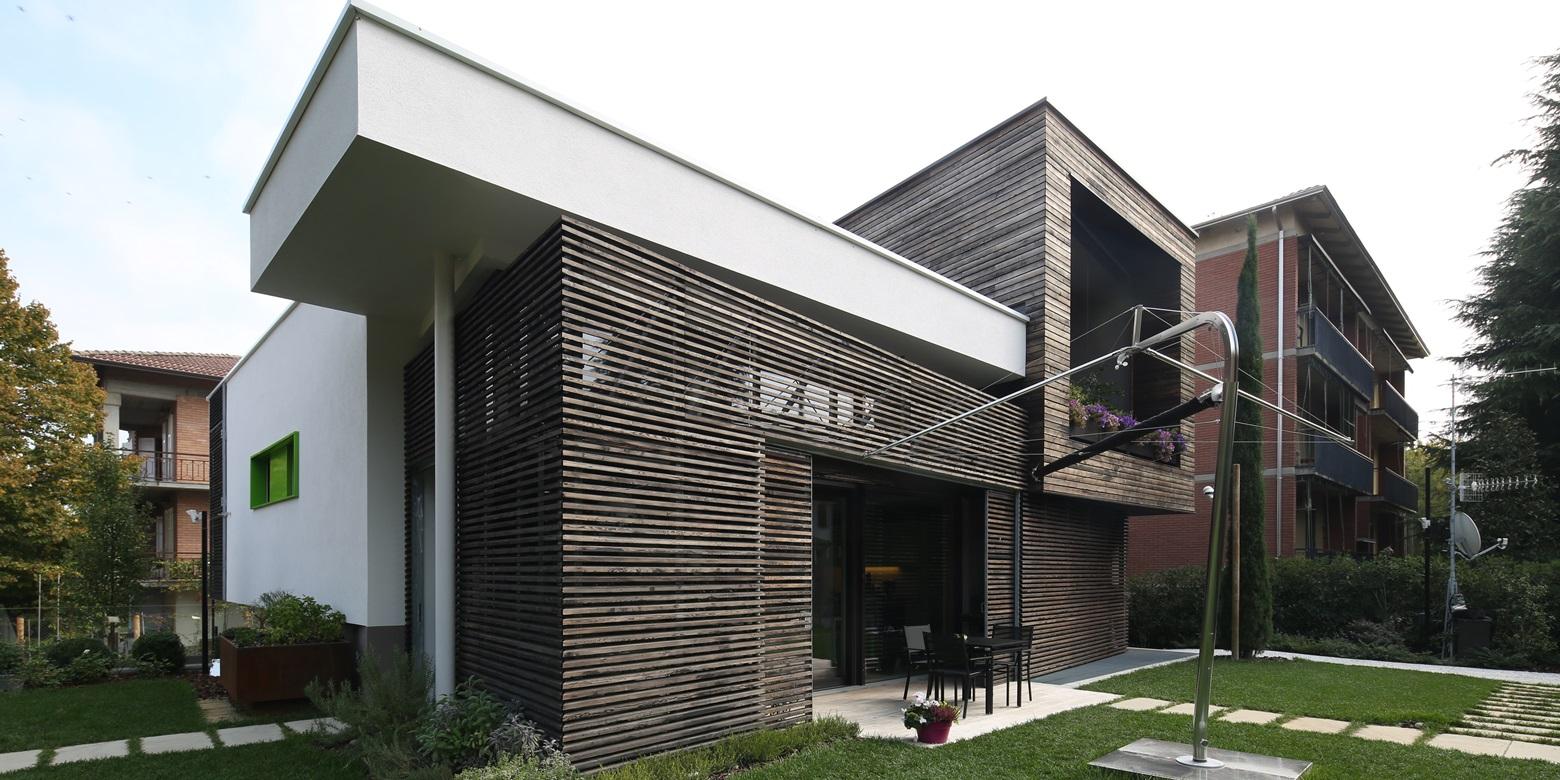 bioedilizia; x-lam; edificio sostenibile