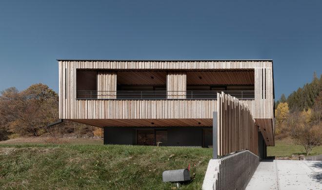 casa unifamiliare legno; efficienza energetica; casaclima A+
