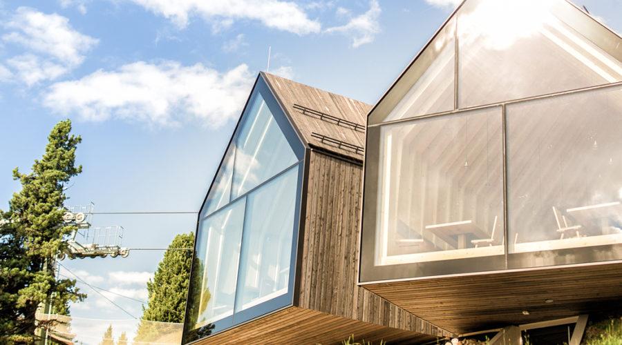 bioedilizia; casa in legno