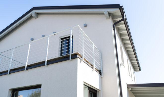 casa in legno Modena bioarchitettura