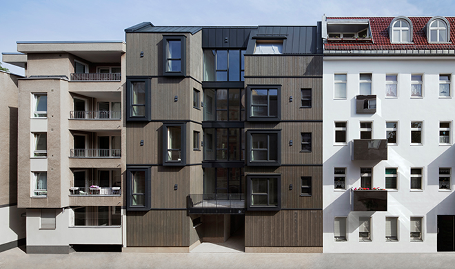 legno urbano multipiano