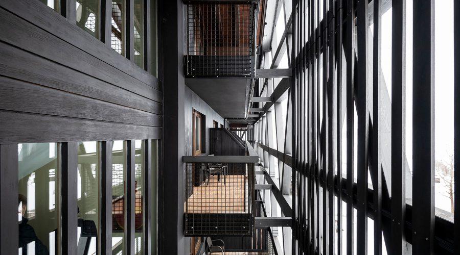 Hotel Pfösl Holzbau LignoAlp