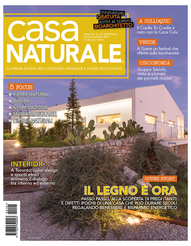 CasaNaturale_Luglio/Agosto