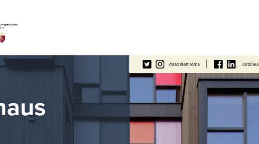 Convegno: Un frammento di architettura a Berlino