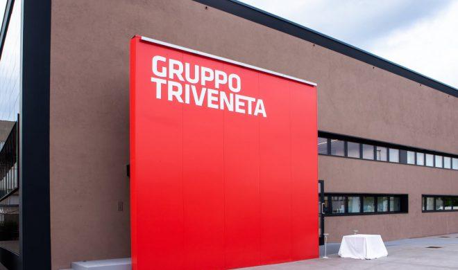 LignoAlp ha realizzato la struttura in legno della nuova sede di Gruppo Triveneta