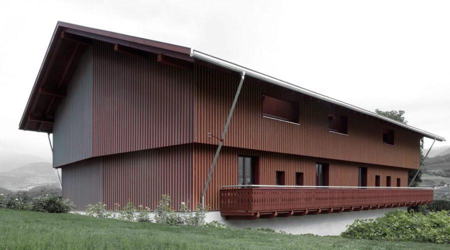 Villa Mayr – Aufstockung in Holzbauweise