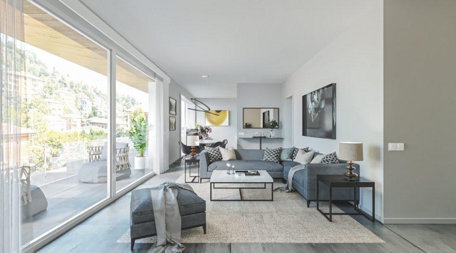 Complesso residenziale di 5 piani a Bologna