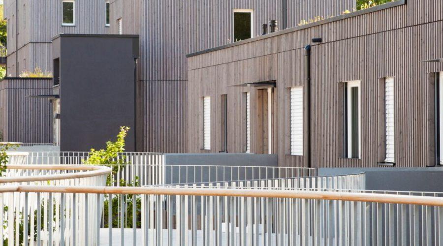 Edifici multipiano in legno
