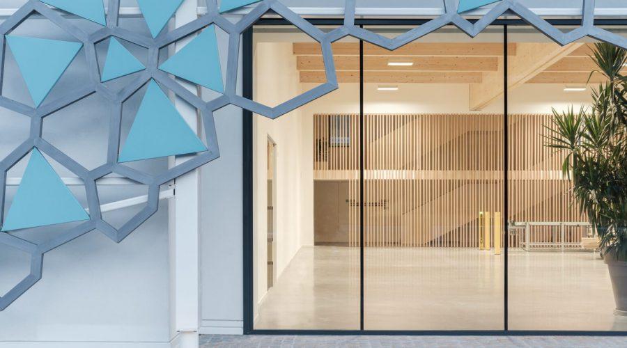 Neues Firmengebäude Microtec
