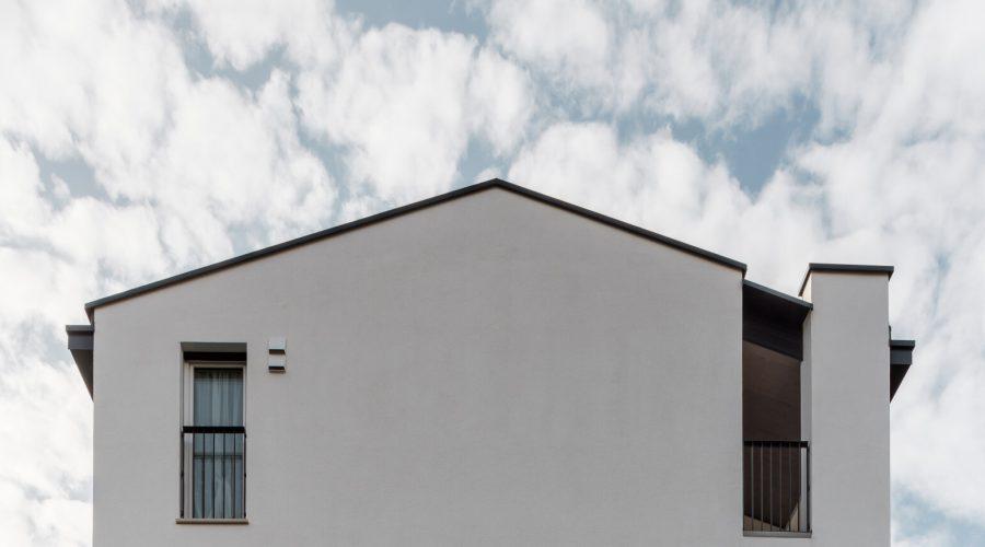 Edificio residenziale di 4 piani in legno