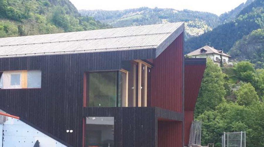 Villa TS – zwei Baukörper in Holzbauweise
