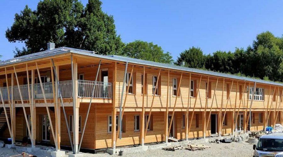 Der neue Kindergarten Traunstein hat seine Tore geöffnet